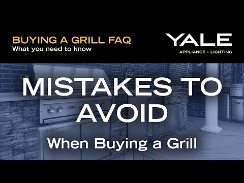 Common Mistakes to Avoid When Buying a New BBQ