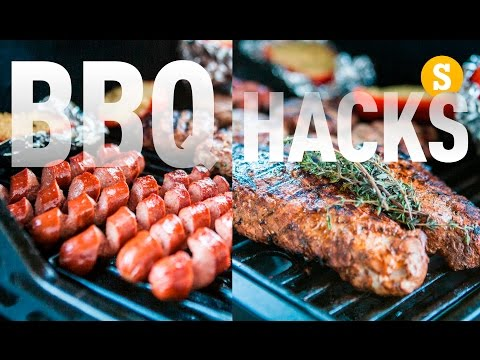 6 BBQ Hacks You Should Know About