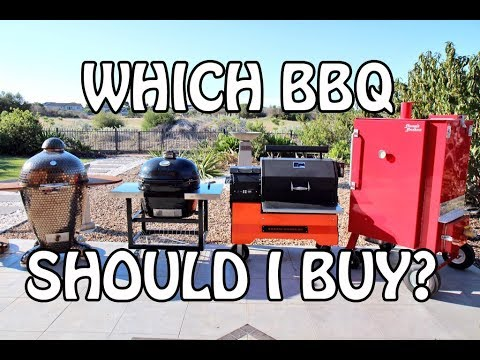 BBQ Grill or Smoker?
