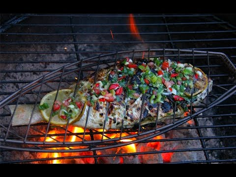 Herb Grilled Fish