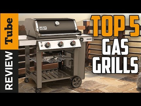 Gas Grill Review (Buying Guide)