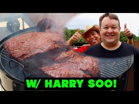 Competition Brisket Throwdown