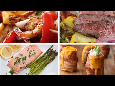 5 Simple BBQ Recipes