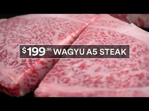 How to Grill a Wagyu
