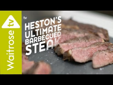 Heston Blumenthal's Ultimate Barbecued Steak