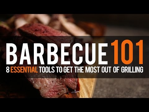 8 BBQ Essentials