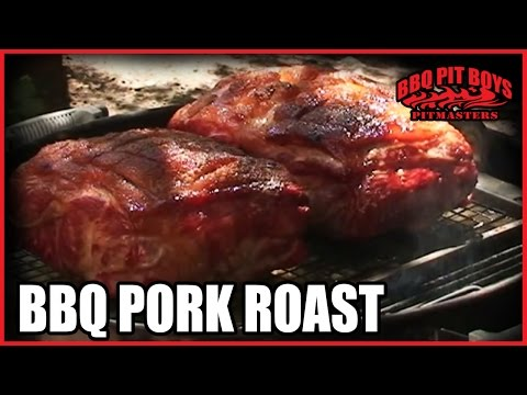BBQ Pork Roast Recipe