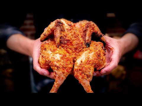 Tasty Roast chicken peri peri recipe